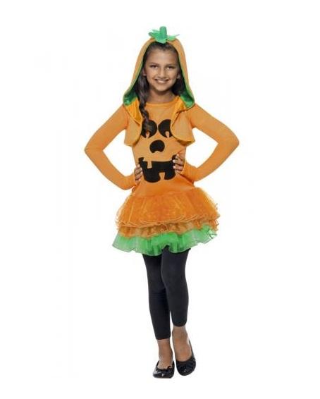 halloween pumpa klänning